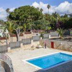 Pool area - 4 bedroom villa
