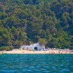 Beach Cala Canyelles