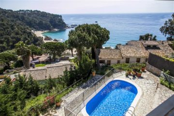 5 Bedroom Villa, Cala Canyelles, Lloret de Mar
